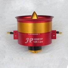 Jp 105 mm de fém speciális ventilátoros vezetők 4260 840kv kombi para RC Jets EDF 6 s