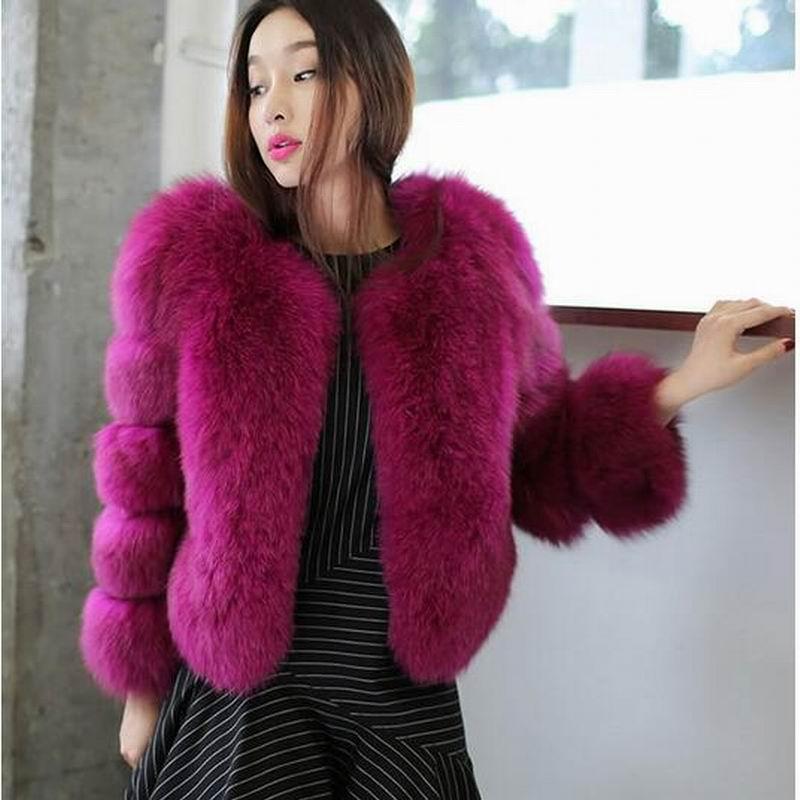 Popular Fake Fur Coats for Women-Buy Cheap Fake Fur Coats for ...