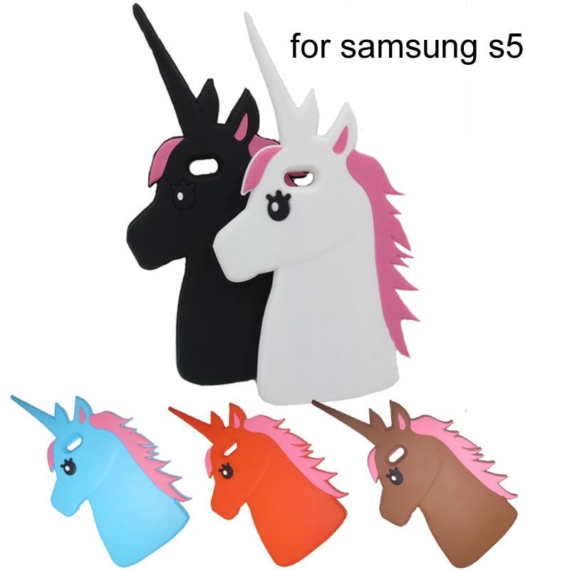 coque samsung galaxy s5 licorne