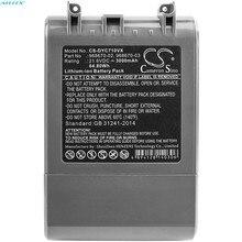 キャメロンシノ 3000 バッテリー 968670-02 ダイソン SV11 、 V7 、 V7 motorhead プロ、 v7 motorhead 真空、 V7 合計クリーン、 V7 トリガー