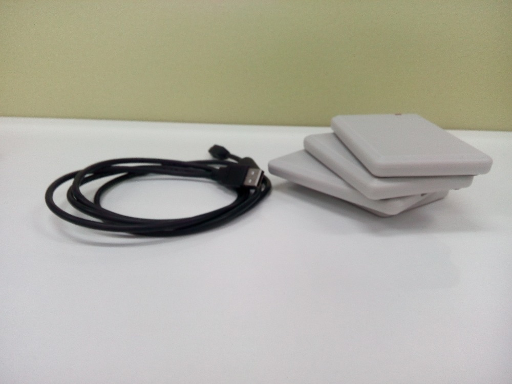 US $86 0 |usb rfid uhf desktop reader writer provide English SDK demo  software with free sample testing cards+free dhl shipping-in Control Card