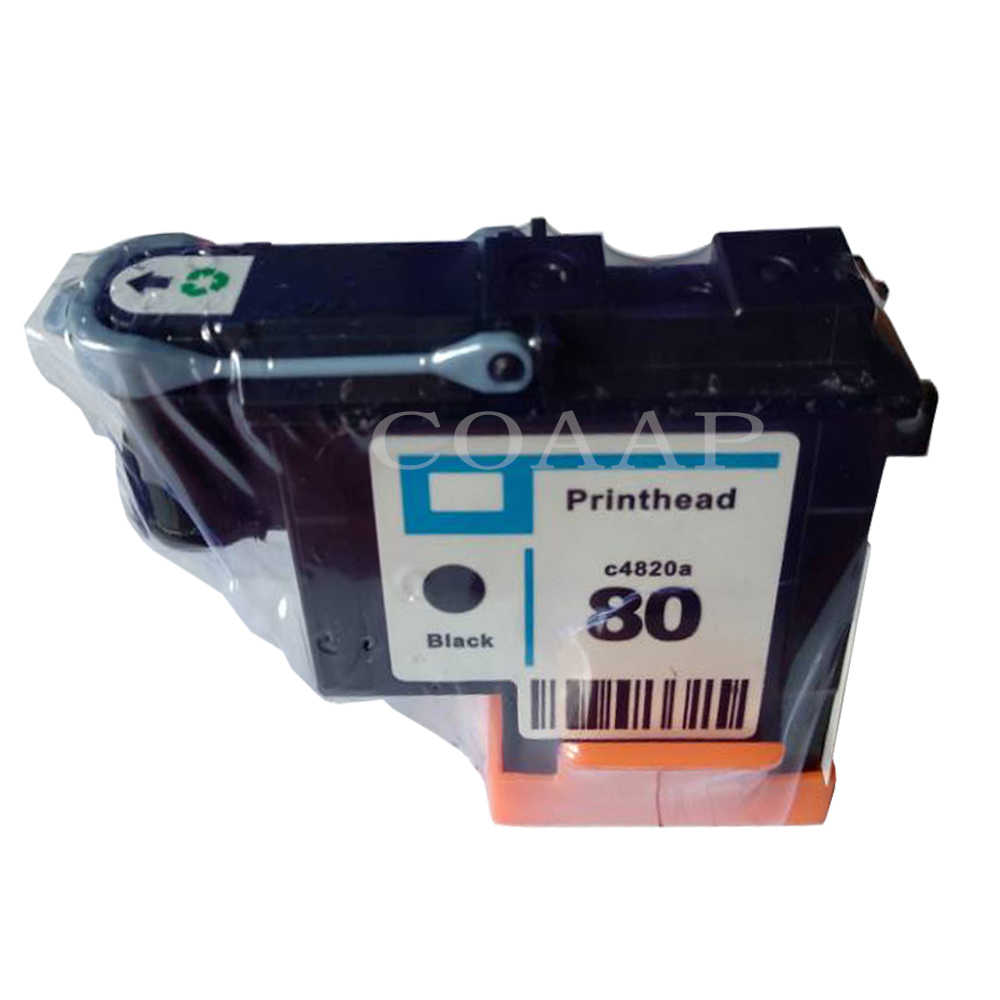C4820A C4821A C4822A C4823A Kompatibel Cartridge untuk HP 80 BK C M Y Designjet 1000 1050 1050C 1055 Inkjet Printer HP 80