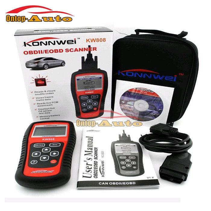 Universal a estrenar BOBD OBD2 OBDll electrónico Detector coche herramienta de