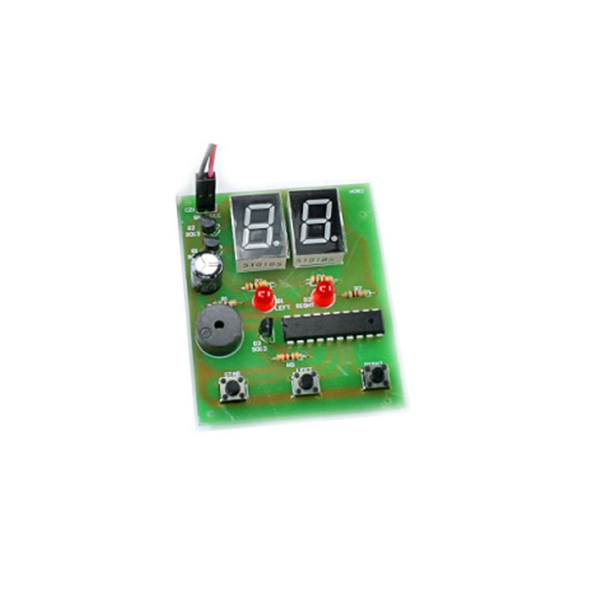 Computer Product Tester human body reaction speed tester board finished product human body reaction speed detection circuit module