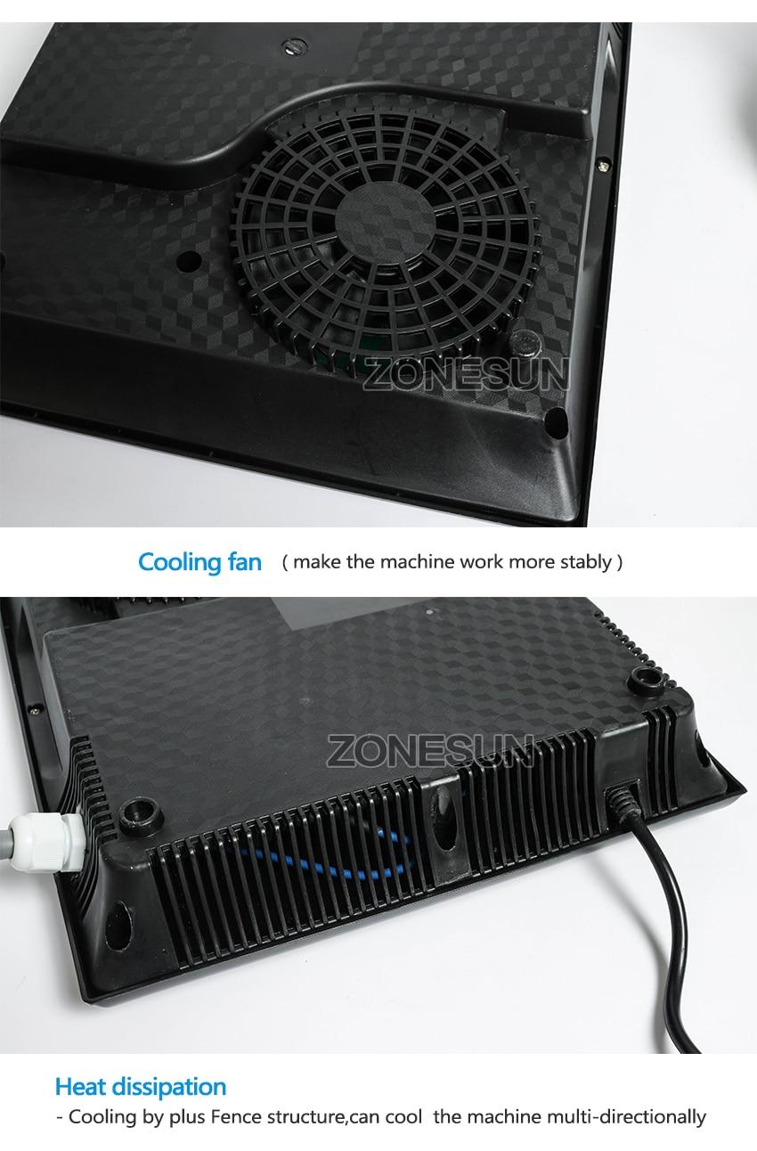 Zonesun Glf 500f Microcomputer Hand Held Electromagnetic