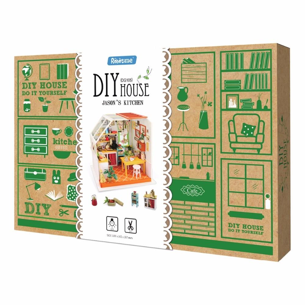 Dollhouse-Furniture-112-3D-Puzzle-DIY-Furniture-Miniature-moveis-de-brinquedo-Doll-Table-Jasons-Kitchen-for-Girl-Life-DG105-3