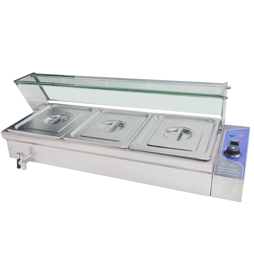 Best Price Bain Marie For Commerical Kitchen Food Warmer Catering Equipment Machine Electric Soup Stock PotsBest Price Bain Marie For Commerical Kitchen Food Warmer Catering Equipment Machine Electric Soup Stock Pots