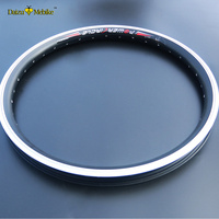JS High Quality 24 Inch Mountain Bikes Road Bicycles Disc Brake Wheels Rim Wheelset Without Spokes