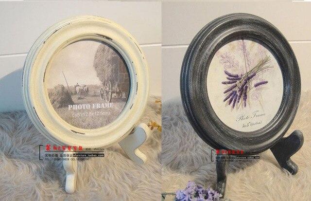 Er zijn E Home E HOME lavendel om de oude Europese stijl houten frames, decoratieve dozen, decoraties