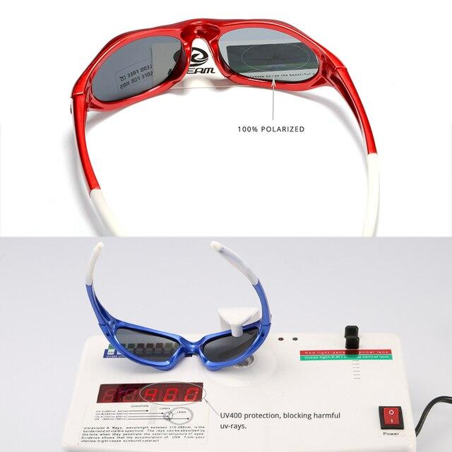 KDEAM Kids Polarized Sunglasses  2
