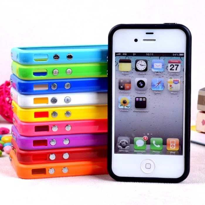 cover per iphone 4 silicone