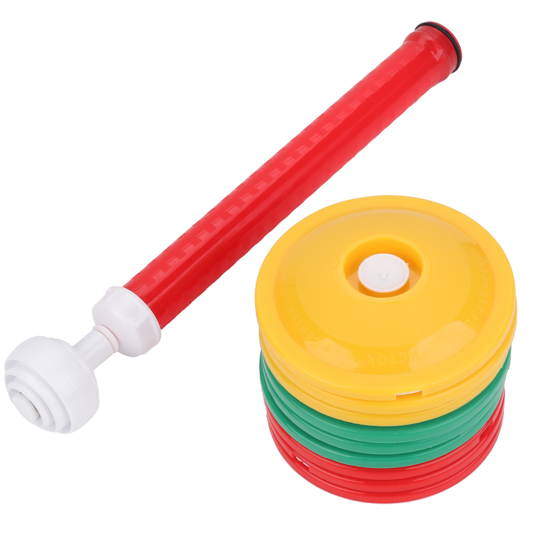 10PCS Können Abdeckung Vakuum Universal Kreative Können Deckel Lebensmittel Können Abdeckung mit Luftpumpe
