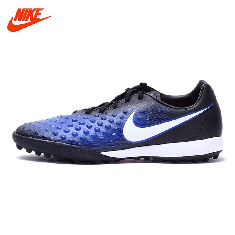 Original New Arrival Authentic NIKE New 2017 MAGISTAX ONDA II TF Men's Comfortable Football Shoes Soccer Shoes цена