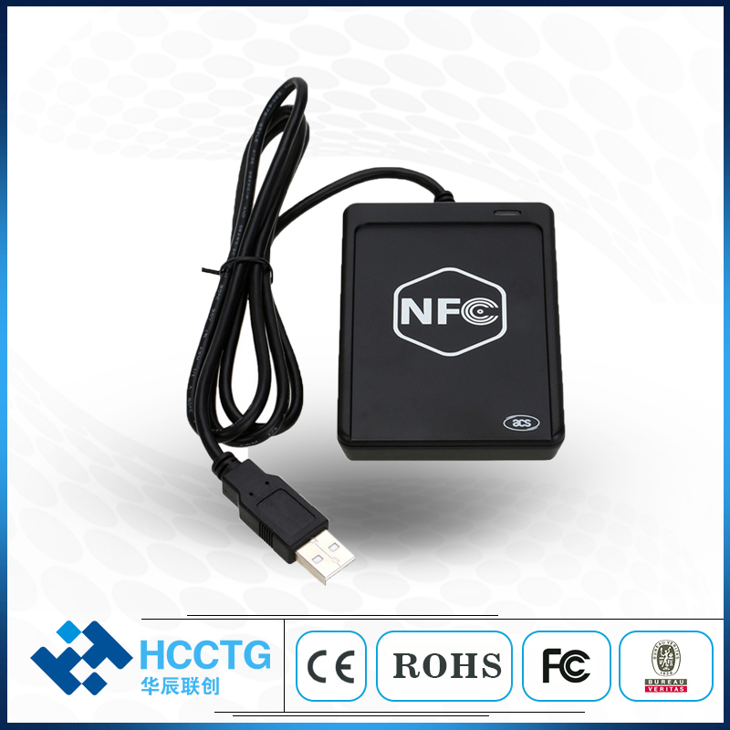 USB New Contactless Smart Card Reader Writer For All 4 Types NFC Card And Phone RFID ACR1251U