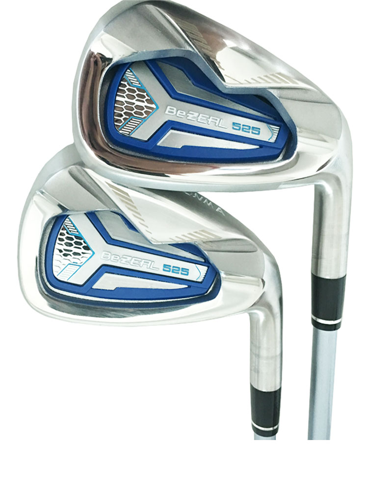 New Women Golf Clubs HONMA 525 Golf Irons 6-11.Sw S-06 Irons Graphite Clubs Shaft Or Steel Golf Shaft Cooyute Free Shipping