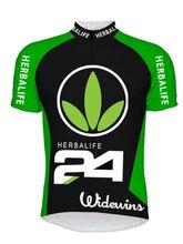 2015 nueva marca Ciclismo Jerseys secado  bicicleta Ropa Ciclismo Ropa Ciclismo  transpirable   bicicleta   HERBALIFE цена в Москве и Питере