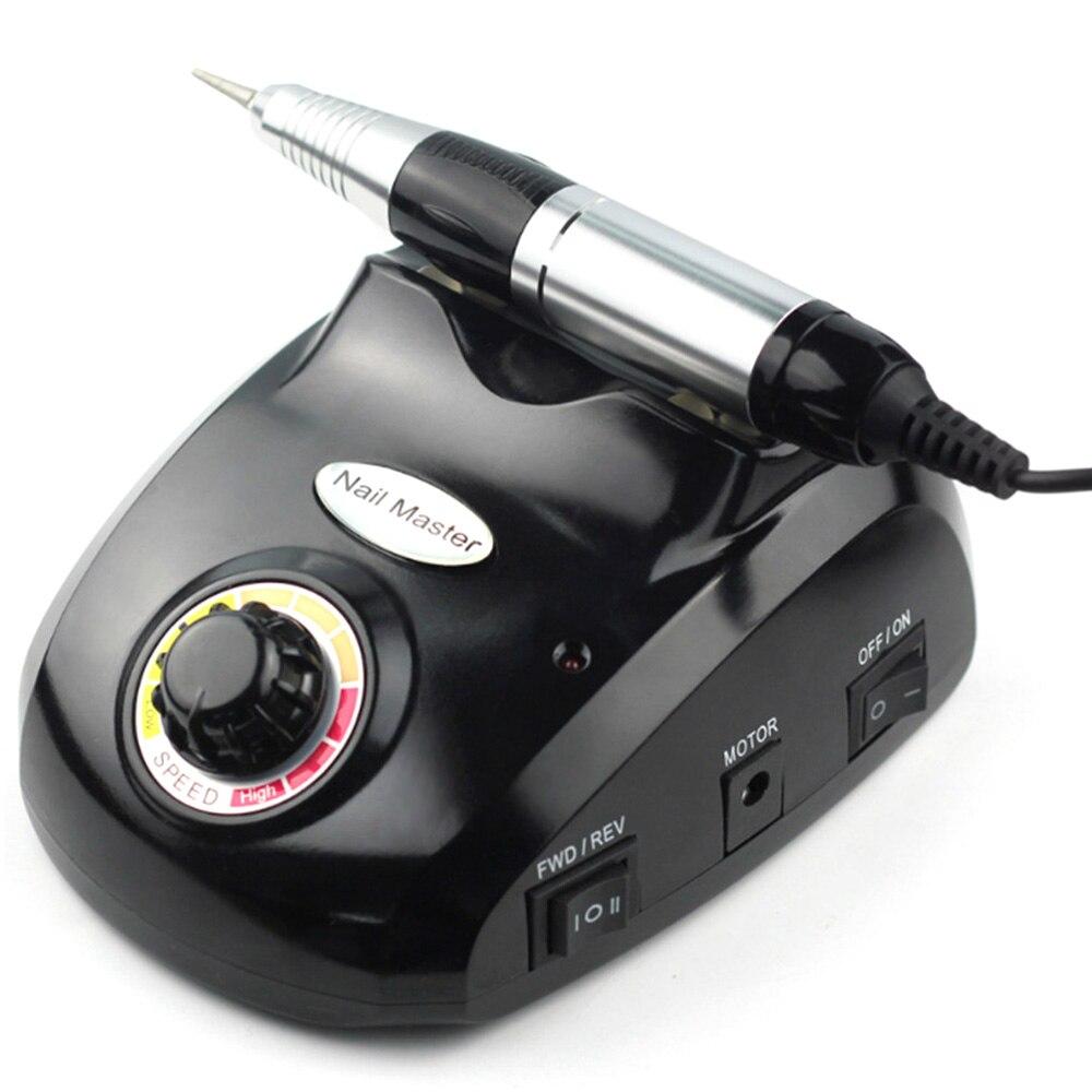 (Доставка из России) 30000 об/мин дрель для ногтей машинка для маникюра машинка для ногтей аппарат для маникюра
