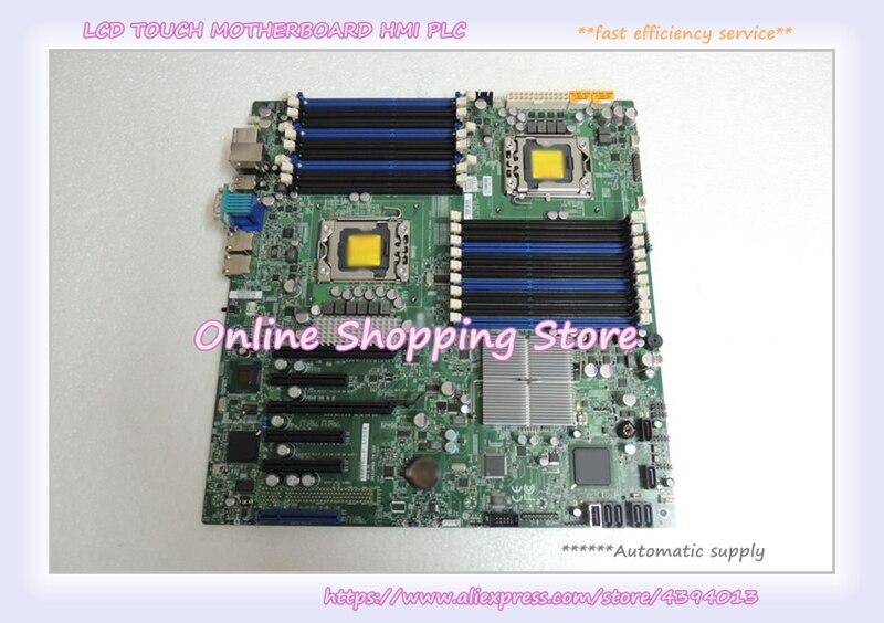 X8DTN +-F X58 industrielle carte mère 100% testé parfait qualité
