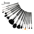Jessup 15pcs Makeup Brushes Set maquiagem profissional completa Foundation Powder Eyeshadow Eyeliner Blending Brushes Tool T092