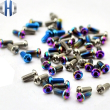 Cold Steel Cutter Screw Titanium Alloy COLD STEEL Shank Screw Titanium Alloy Nail Cold Steel Back Clamp Screw все цены