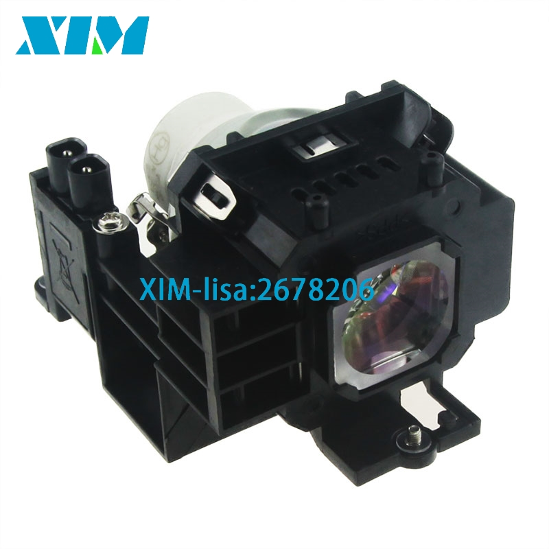 NP14LP Compatible Bulb Inside Replacement Projector Lamp with Housing 60002852 for NEC NP305 NP310 NP405 NP410 NP510 NP510G sekond original ushio bulb np14lp 60002852 projector lamp with housing for nec np410 np510 np310 np410 np405 np410g