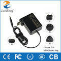 Portable mini wall notebook charger 19.5v 3.33a For HP spectre xt 13-2207tu Laptop ac dc adapter