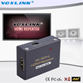 VOXLINK HDMI Repeater HD 1080P 3D HDMI 4K*2K Repeater Extender Booster Adapter Over Signal HDTV HDMI Repeater Extender