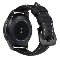 V Moro Newest Fashion Watch Straps For Samsung Gear S3 Strap Genuine Leather Colorful Sport Band