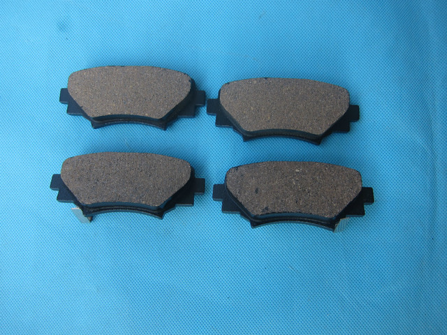 Sistema De Freio Traseiro Brake Pad Set Para Novo Mazda 3 Axela 2013 2016  Roda