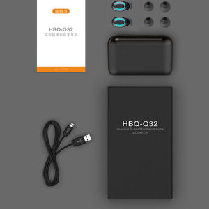 Image 5 - Q32 TWS bluetooth écouteur mi écouteur