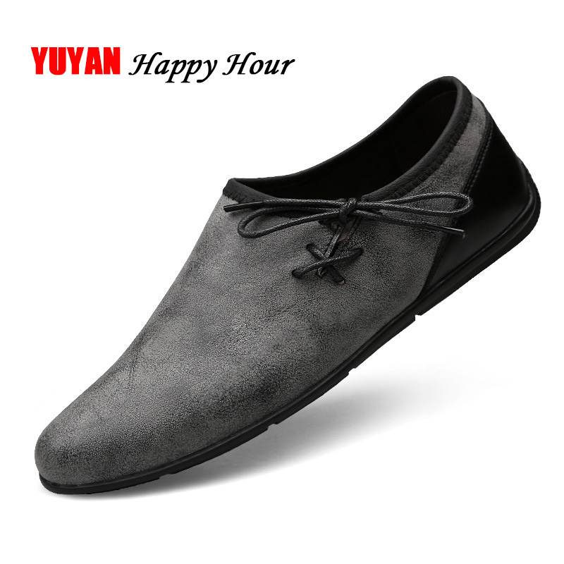 2019 Autumn Winter Shoes Men Fashion Loafers Plush Warm for Cold Mens Casual Shoes Male Brand Footwear A100