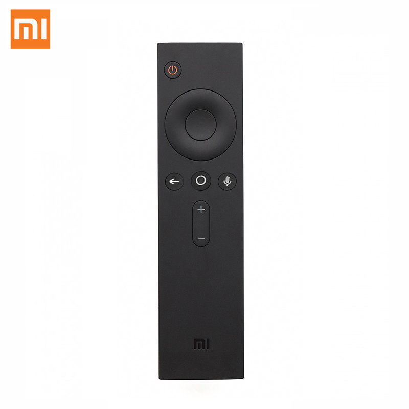 Original Xiaomi Mi TV Box Bluetooth 4.0 TV Remote Control for Xiaomi smart Mi TV 3 Display Xiao Mi Smart TV Box телевизор xiaomi mi led tv 4a pro 43