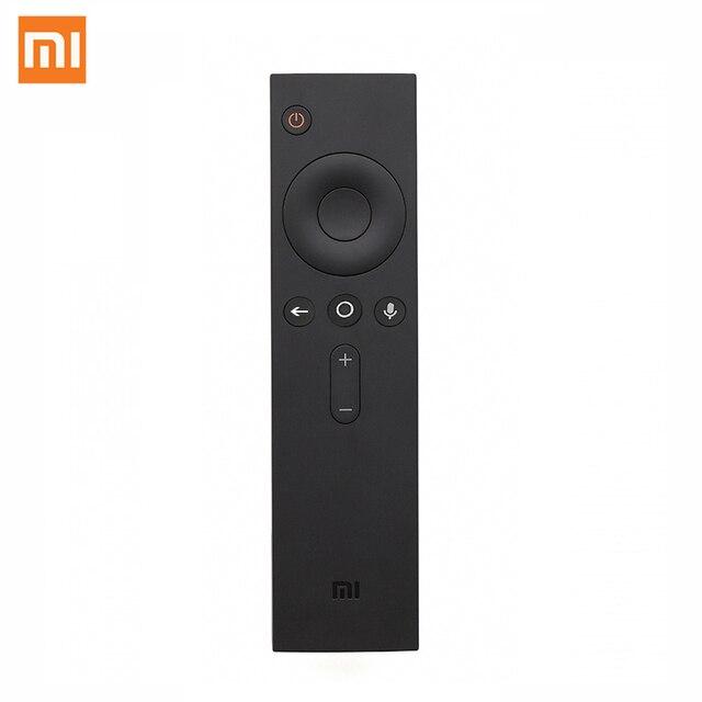 Original Xiaomi Mi Tv Box Bluetooth 40 Tv Remote Control For Xiaomi