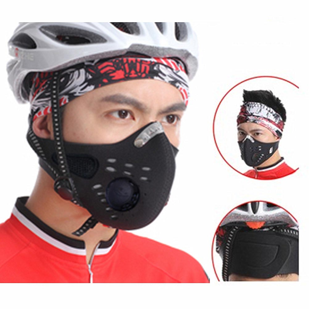 Cycling Equipment Masks Bicycle Against The Warm Full Face Mask Pirates of The Caribbean Dust Mask SS