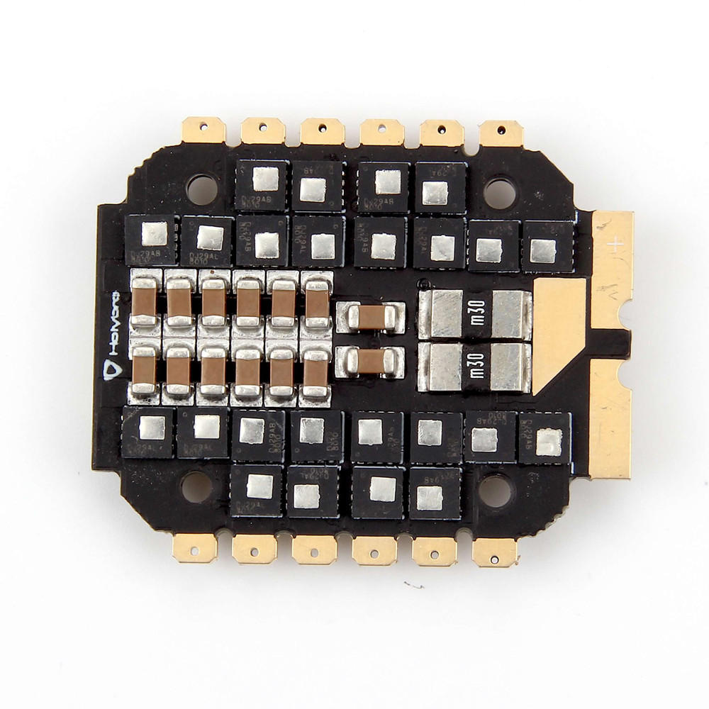 Holybro 20x20mm Tekko32 F3 45A Blheli_32 DShot1200 3-6S 4 in 1 <font><b>Brushless</b></font> ESC for RC <font><b>Drone</b></font> <font><b>FPV</b></font> Racing image