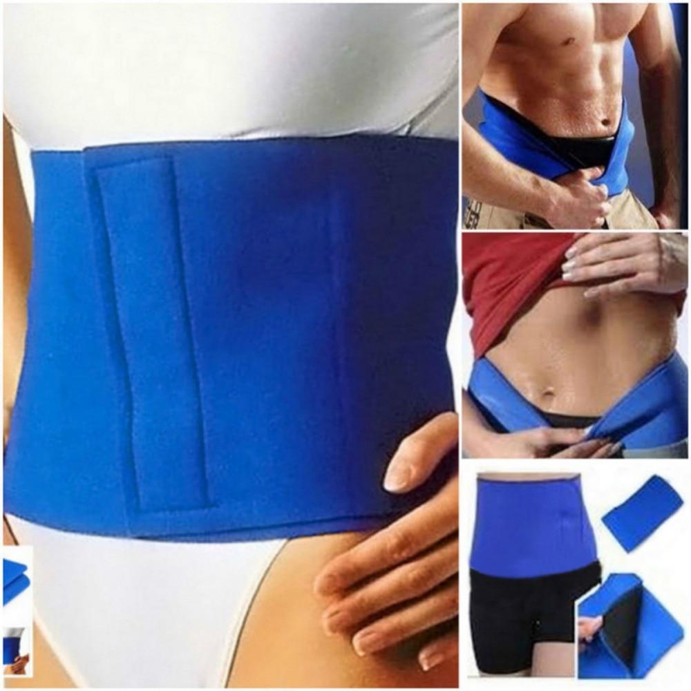 Men's Boys Slimming Belt Body Shaper Waist Tummy Abdomen Belt Girdle Gym Fitness Belt Body Control
