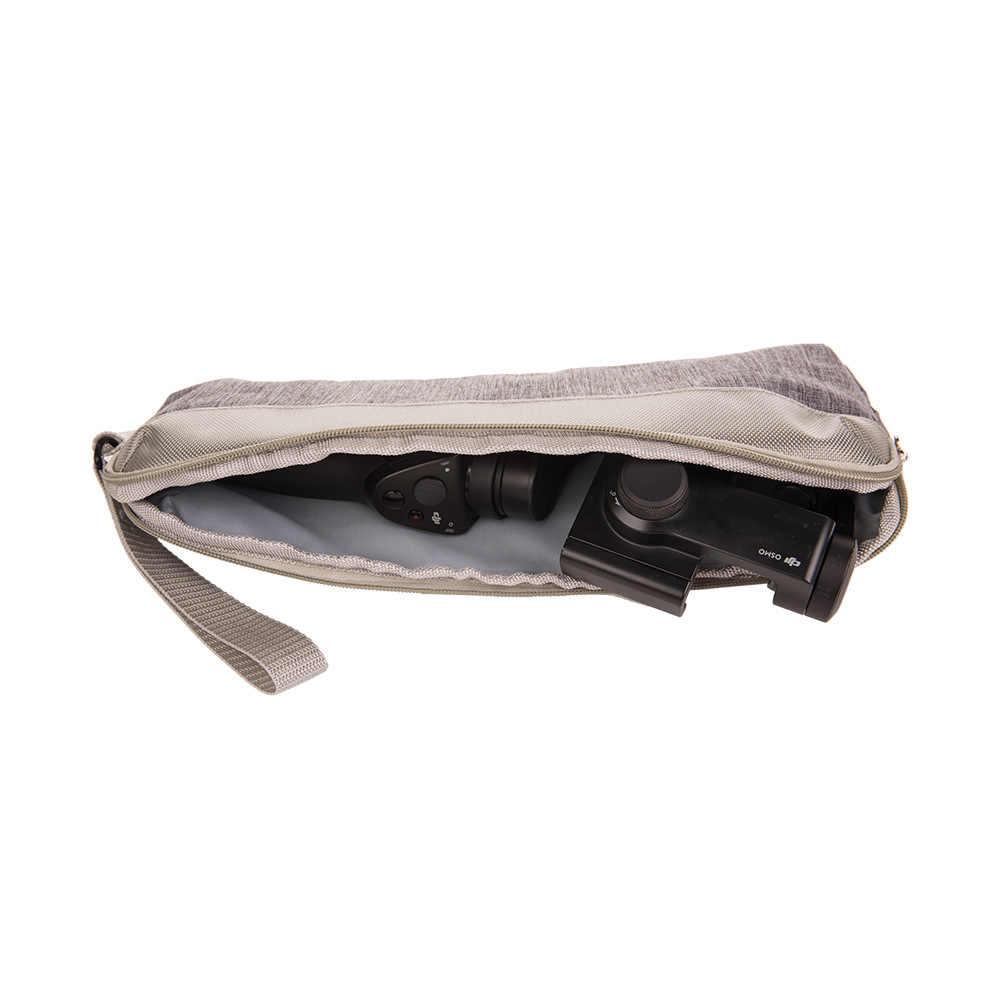 حقيبة التخزين ل Zhiyun السلس Q السلس 4 ل DJI Osmo المحمول 2 xiaomi Mijia 3-محور مثبت يدوي Gimbal اكسسوارات