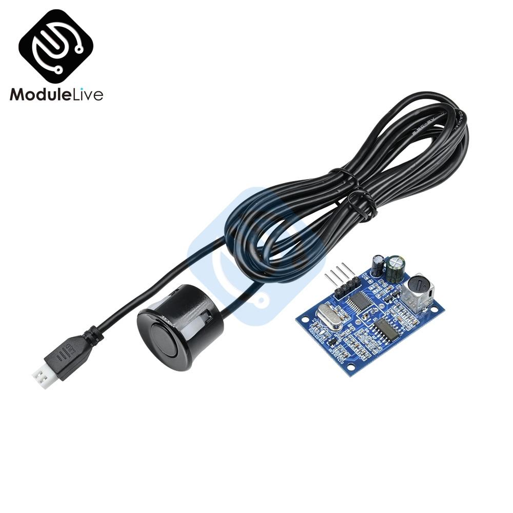 1Pcs Waterproof Ultrasonic Module JSN-SR04T Water Proof Integrated Distance Measuring Transducer Sensor For Arduino DC 5V 30mA