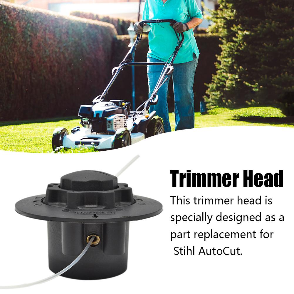 <font><b>Trimmer</b></font> <font><b>Head</b></font> Brush Cutter <font><b>Head</b></font> Thread Line for <font><b>Stihl</b></font> Autocut C5-2 <font><b>FS38</b></font> FS45 FSE60 FS50 Lawn Mower Grass <font><b>Trimmer</b></font> Garden Tools image