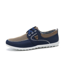 YeddaMavis Shoes Drop Shipping Men Casual Big Size 39-46 Canvas for Driving Soft Comfortatble Man Footwear