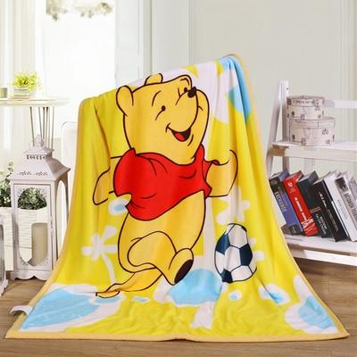 Promotion! Cartoon  Baby Kids Blanket Coral Fleece Blanket On The Bed Soft Fleece Blanket Baby Bedding Set Cartoon Quilt