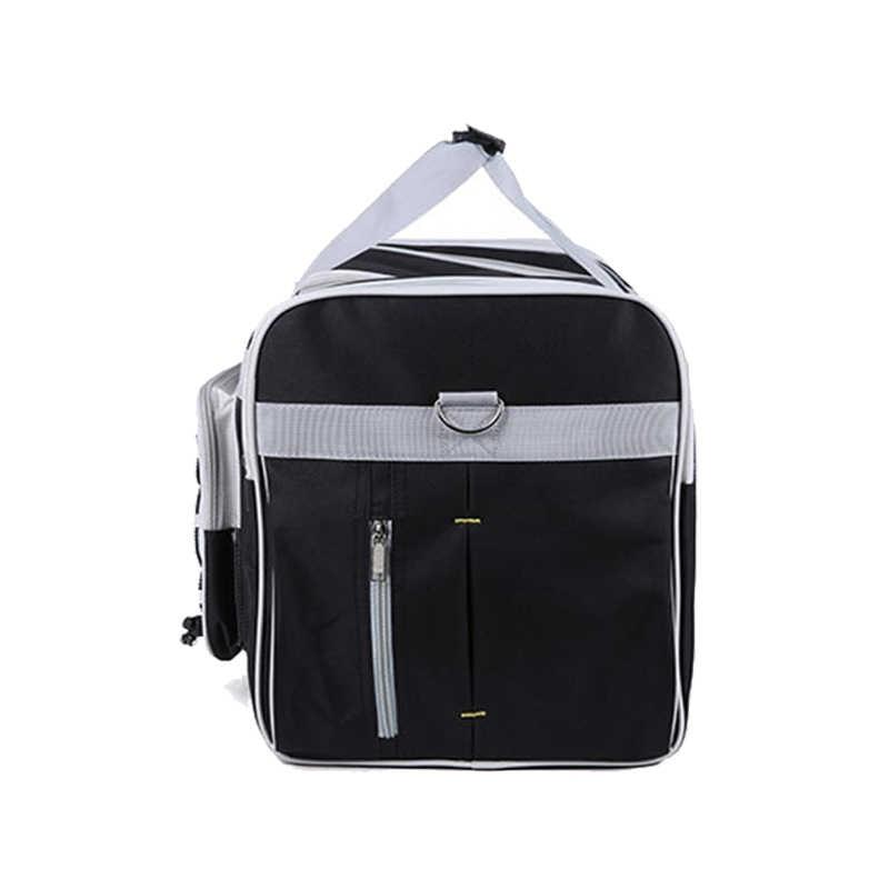 Водонепроницаемая нейлоновая сумка для тренажерного зала, большая дорожная сумка для женщин и мужчин, дорожная сумка Dufflel Sac De, спортивные сумочки XA15WD