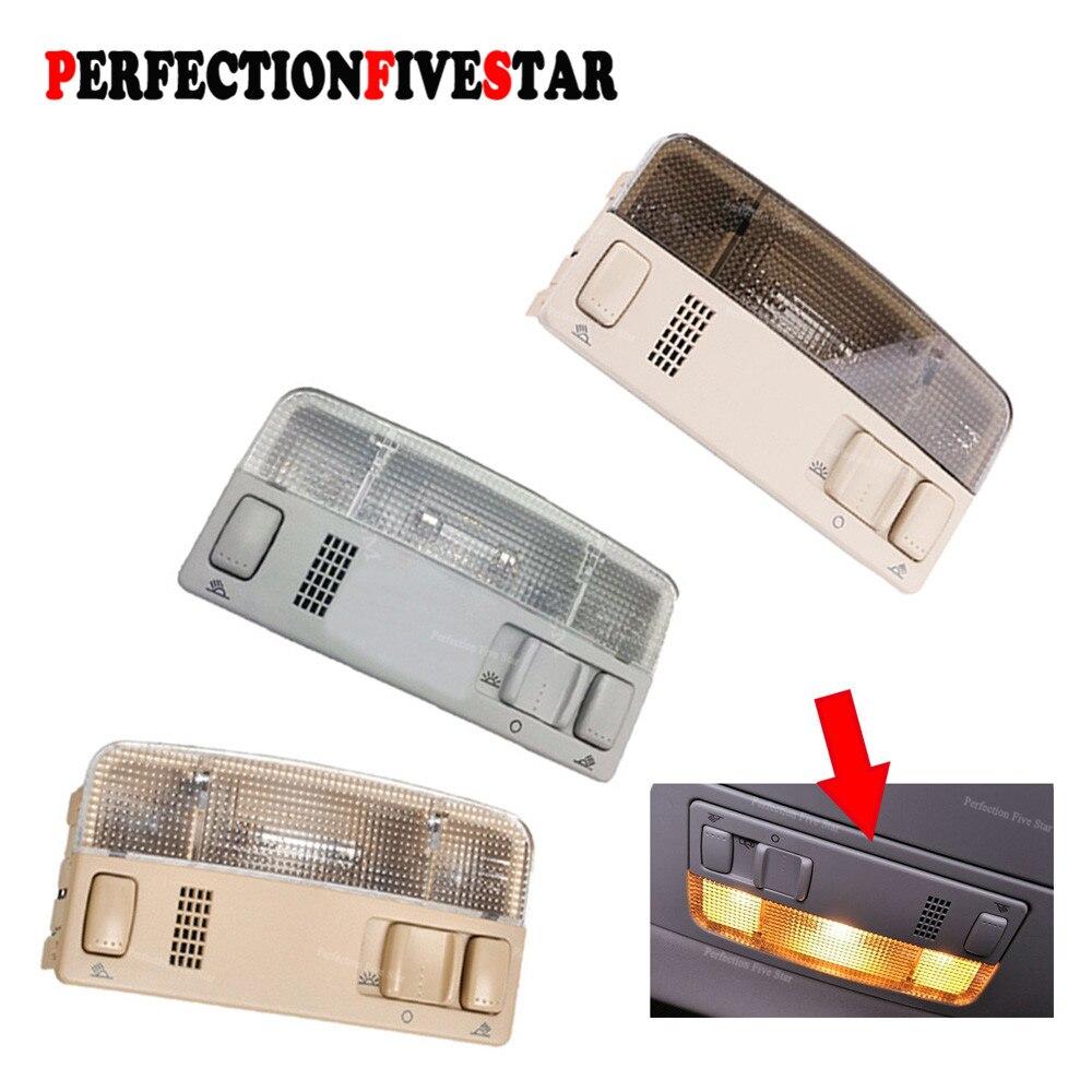 B5 1TD947105Y20 Interior Dome light Reading lamp Para VW Passat Golf polo Bora MK4 3B0 Caddy Touran Octavia Fabia 947 105C