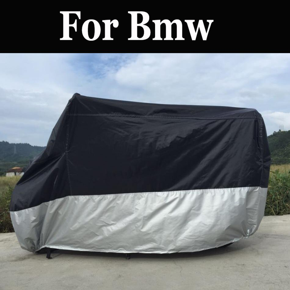 Motorcycle Cover Outdoor Uv Protector Waterproof Rain For Bmw K1100rs 100lt 1200s 133r 75rt 75sa R80gs R900gs Ss 1000rr image