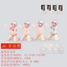 FURYU SONICO Action Figure Super Sonic Swimsuit Ver.Sexy PVC Anime Figure Bikini Sexy Girl Action Figure Collection KB0527