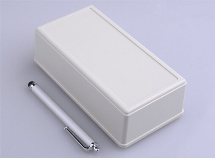 2 pcs/lot 155*80*45mm housing DIY plastic project box for electronic desktop enclosure IP54 waterproof ABS junction switch case