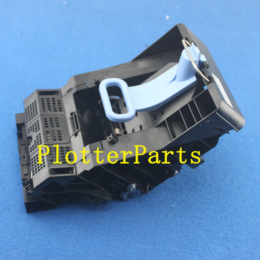 Hp Parts Store >> Us 220 0 Ck837 67027 Ck837 67004 Carriage Assembly For Hp Designjet T620 T1120 Plotter Parts Original Used In Printer Parts From Computer Office