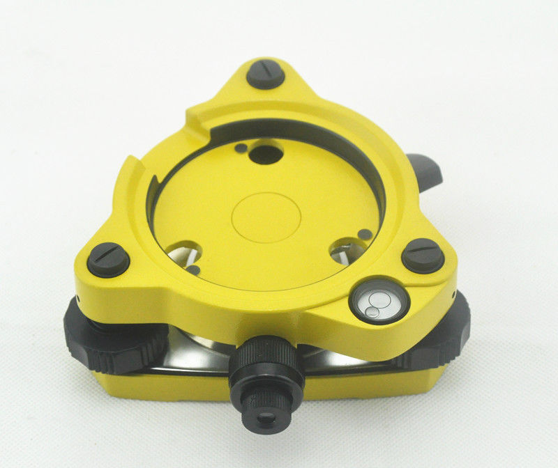 New Yellow Replacement Tribrach w/Optical Plummet Topcon/Sokkia/Nikon/Trimble