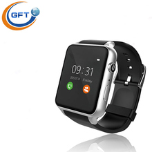 GFT Smart Watch Android Sim Watch With Heart Rate Monitor MTK2502C With Touch Screen Smartwatch GT88
