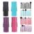 Pincel de Maquillaje profesional Set 12 unids de Maquillaje de Alta Calidad Cepillos Cosméticos Herramientas de Maquillaje cepillo Conjunto Kit + Portavasos